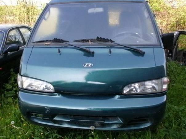 Hyundai H-1 2,5, foto 1 Náhradní díly a příslušenství, Ostatní | spěcháto.cz - bazar, inzerce zdarma
