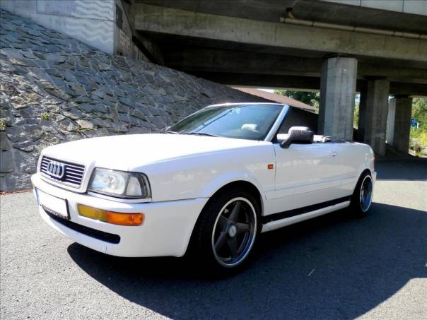 Audi 80 1.8 5V*KABRIO*EKO DAŇ ZAPLACENA, foto 1 Auto – moto , Automobily | spěcháto.cz - bazar, inzerce zdarma