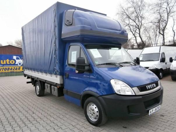 Iveco Daily 35S14 VALNÍK PLACHTA SPANÍ KLIMA 3., foto 1 Užitkové a nákladní vozy, Do 7,5 t | spěcháto.cz - bazar, inzerce zdarma