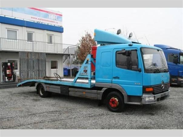 ATEGO 918 odtahovka, foto 1 Užitkové a nákladní vozy, Nad 7,5 t | spěcháto.cz - bazar, inzerce zdarma