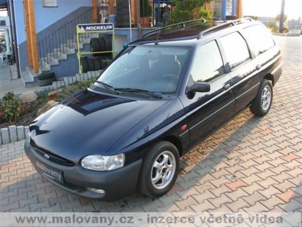 Ford Escort 1,6 16V - bez investic 66kW, foto 1 Auto – moto , Automobily | spěcháto.cz - bazar, inzerce zdarma