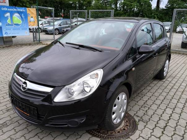 Opel Corsa 1.0i klima, servisní knížka, foto 1 Auto – moto , Automobily | spěcháto.cz - bazar, inzerce zdarma