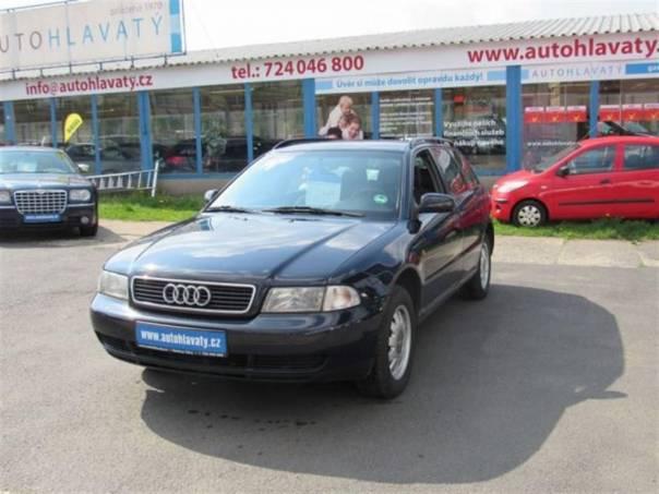Audi A4 1.8i Avant AUTOMAT, foto 1 Auto – moto , Automobily   spěcháto.cz - bazar, inzerce zdarma