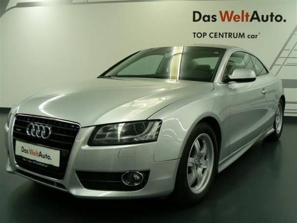 Audi A5 Coupé 3.0 TDI (176kW/240k) Tiptronic, foto 1 Auto – moto , Automobily | spěcháto.cz - bazar, inzerce zdarma
