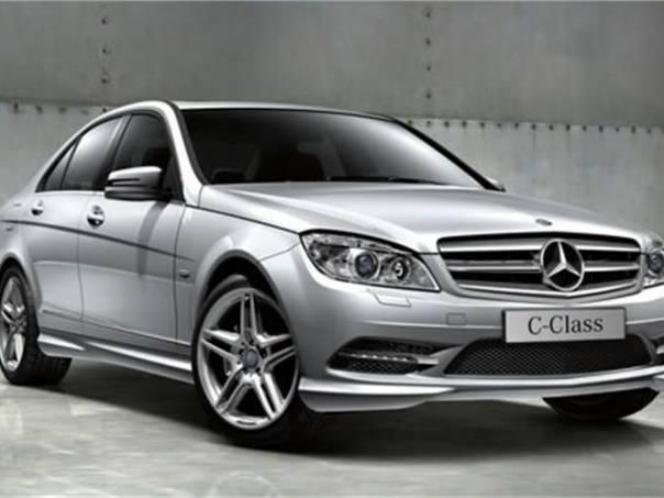 Mercedes-Benz Třída C C 220 CDI BlueEFFICIENCY - AVANGARDE - AMG style, foto 1 Auto – moto , Automobily | spěcháto.cz - bazar, inzerce zdarma