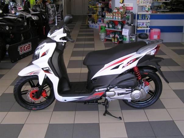 SYM  Symphony SR 125, foto 1 Auto – moto , Motocykly a čtyřkolky | spěcháto.cz - bazar, inzerce zdarma