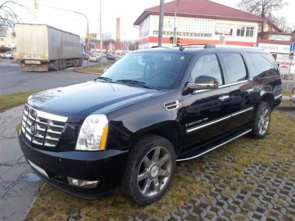 Cadillac Escalade 6,2 ESV Ultra Luxury, foto 1 Auto – moto , Automobily | spěcháto.cz - bazar, inzerce zdarma