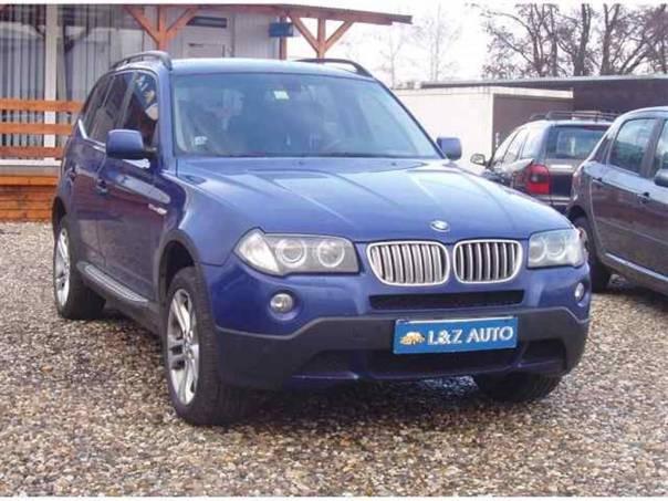 BMW X3 3,0 SD, foto 1 Auto – moto , Automobily | spěcháto.cz - bazar, inzerce zdarma