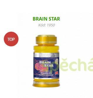BRAIN STAR od STARLIFE– výhodné ceny Alfavitamin, foto 1 Móda a zdraví, Doplňky stravy | spěcháto.cz - bazar, inzerce zdarma