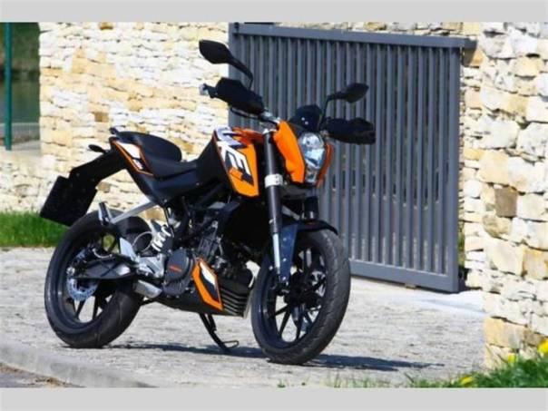 125 Duke, foto 1 Auto – moto , Motocykly a čtyřkolky | spěcháto.cz - bazar, inzerce zdarma