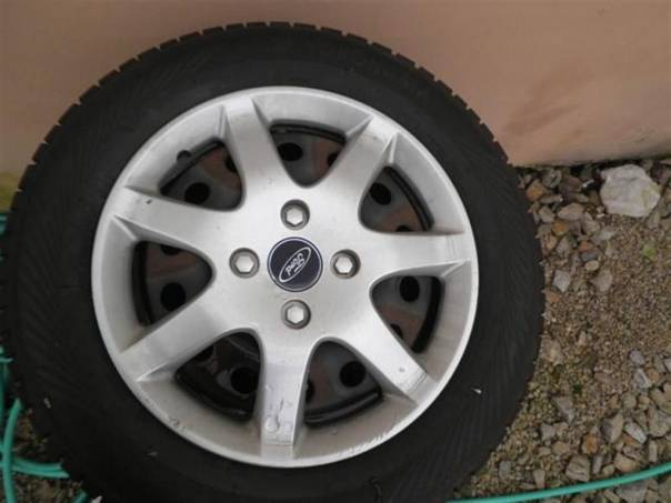 Ford Focus 195/65 R 15,4x108,stř.63,3, foto 1 Náhradní díly a příslušenství, Osobní vozy | spěcháto.cz - bazar, inzerce zdarma