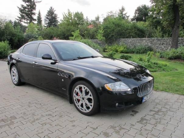 Maserati Quattroporte S 4.7 V8 Face lift 431 PS, foto 1 Auto – moto , Automobily | spěcháto.cz - bazar, inzerce zdarma