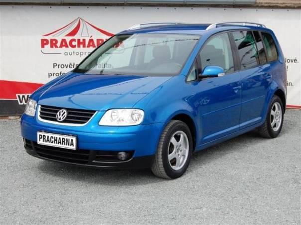 Volkswagen Touran 1.9TDi KLIMA TEMPOMAT TAŽNÉ ZAŘÍZENÍ, foto 1 Auto – moto , Automobily | spěcháto.cz - bazar, inzerce zdarma