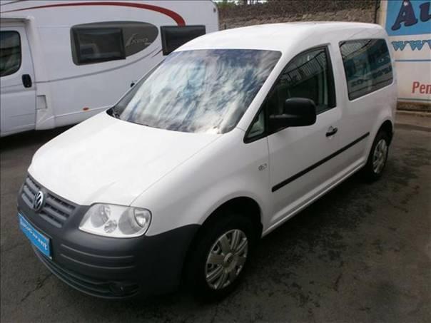 Volkswagen Caddy 1,6 i  BASIS, foto 1 Auto – moto , Automobily | spěcháto.cz - bazar, inzerce zdarma