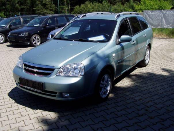 Chevrolet Nubira 1,8 16 V kombi, foto 1 Auto – moto , Automobily | spěcháto.cz - bazar, inzerce zdarma