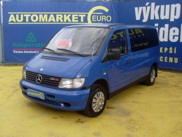 Mercedes-Benz Vito 2.2 CDi, foto 1 Užitkové a nákladní vozy, Do 7,5 t | spěcháto.cz - bazar, inzerce zdarma