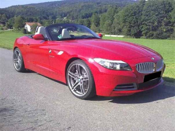 BMW Z4 3,0 Roadster, foto 1 Auto – moto , Automobily | spěcháto.cz - bazar, inzerce zdarma