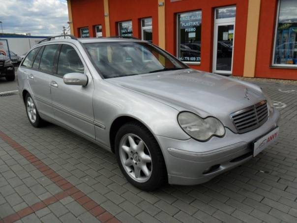 Mercedes-Benz Třída C C 270 CDI, ESP, manuál, foto 1 Auto – moto , Automobily | spěcháto.cz - bazar, inzerce zdarma