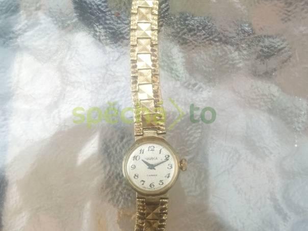 Čajka hodinky , foto 1 Hobby, volný čas, Sběratelství a starožitnosti | spěcháto.cz - bazar, inzerce zdarma