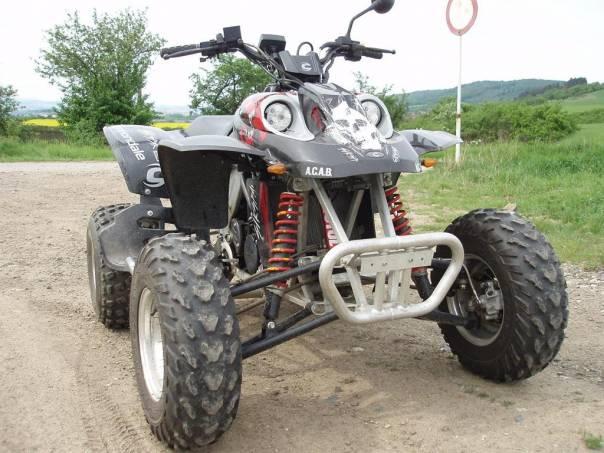 Cannondale Cannibal 440, foto 1 Auto – moto , Motocykly a čtyřkolky | spěcháto.cz - bazar, inzerce zdarma