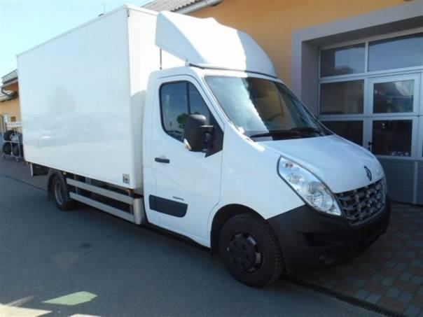 Renault Master 2.3 DCi  KLIMA  ABS  6 RYCHLOSTÍ EL. OKNA, foto 1 Užitkové a nákladní vozy, Do 7,5 t | spěcháto.cz - bazar, inzerce zdarma