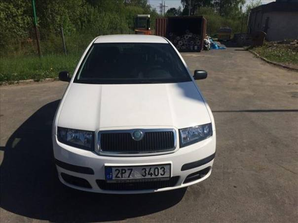 Škoda Fabia 1,2 HTP  Classic, 1. majitel,, foto 1 Auto – moto , Automobily | spěcháto.cz - bazar, inzerce zdarma