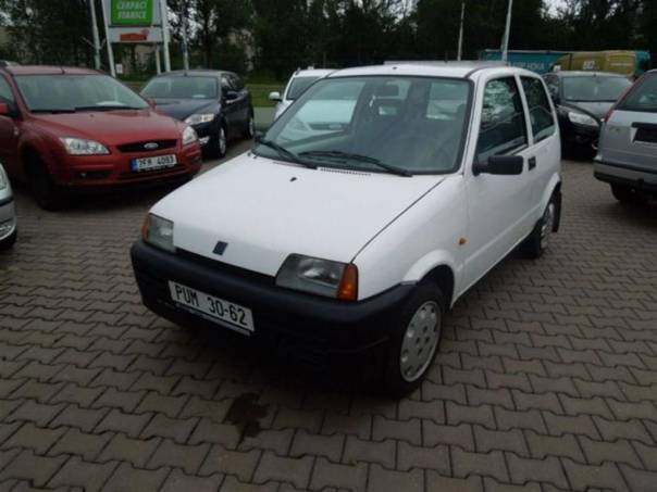 Fiat Cinquecento 0,9i 29 kW / 39 k, foto 1 Auto – moto , Automobily | spěcháto.cz - bazar, inzerce zdarma