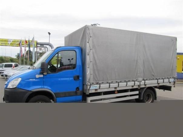 Iveco  Daily 65C15 valník PLACHTA ČR 1.maj, foto 1 Užitkové a nákladní vozy, Nad 7,5 t | spěcháto.cz - bazar, inzerce zdarma