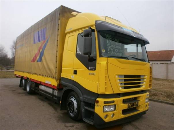 Stralis (ID 9769), foto 1 Užitkové a nákladní vozy, Nad 7,5 t | spěcháto.cz - bazar, inzerce zdarma