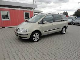 Volkswagen Sharan 1.9TDI 85kW Business A1 platin