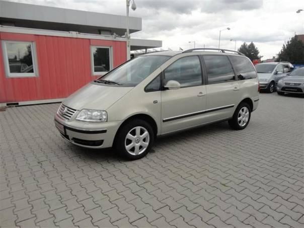 Volkswagen Sharan 1.9TDI 85kW Business A1 platin, foto 1 Auto – moto , Automobily | spěcháto.cz - bazar, inzerce zdarma