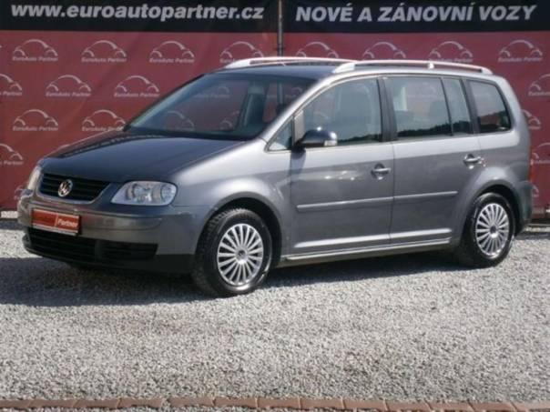 Volkswagen Touran 1.9TDI 77kW 7 míst digi Klima, foto 1 Auto – moto , Automobily | spěcháto.cz - bazar, inzerce zdarma