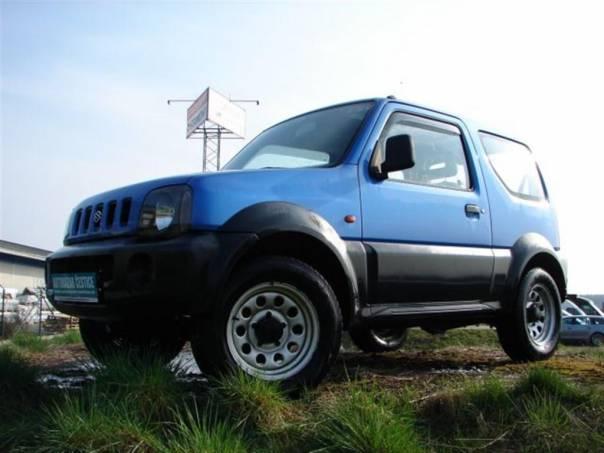 Suzuki Jimny 1,3i OPLASTOVANÁ, foto 1 Auto – moto , Automobily | spěcháto.cz - bazar, inzerce zdarma