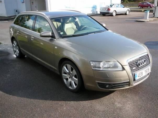 Audi A6 3.0 TDI 165kW QUATTRO, foto 1 Auto – moto , Automobily | spěcháto.cz - bazar, inzerce zdarma