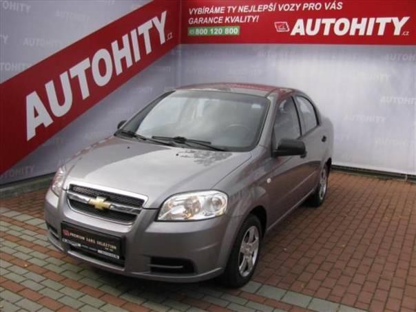 Chevrolet Aveo 1,4 16V, klimatizace, ČR, foto 1 Auto – moto , Automobily | spěcháto.cz - bazar, inzerce zdarma
