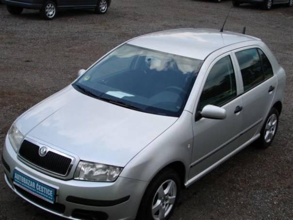 Škoda Fabia 1.4 TDI Ambiente klima, foto 1 Auto – moto , Automobily | spěcháto.cz - bazar, inzerce zdarma