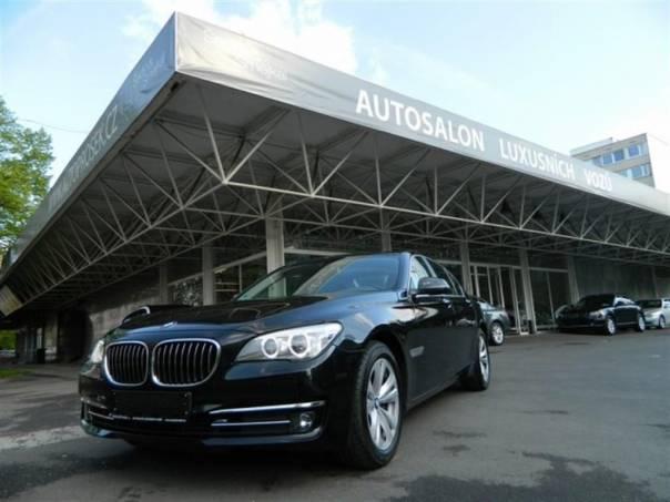 BMW Řada 7 740d xDrive 1.MAJ, foto 1 Auto – moto , Automobily | spěcháto.cz - bazar, inzerce zdarma