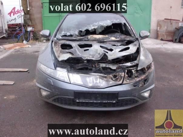 Honda Civic 2,2, foto 1 Náhradní díly a příslušenství, Ostatní | spěcháto.cz - bazar, inzerce zdarma
