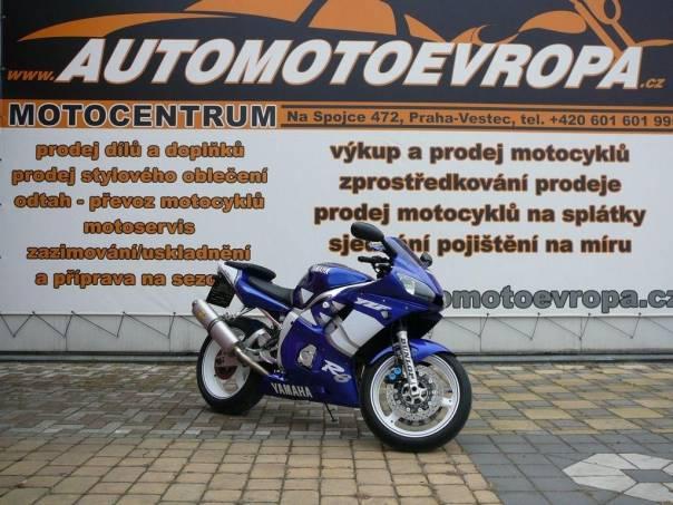 Yamaha YZF-R , foto 1 Auto – moto , Motocykly a čtyřkolky | spěcháto.cz - bazar, inzerce zdarma