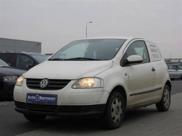 Volkswagen Fox 1.2 HTP, foto 1 Auto – moto , Automobily | spěcháto.cz - bazar, inzerce zdarma