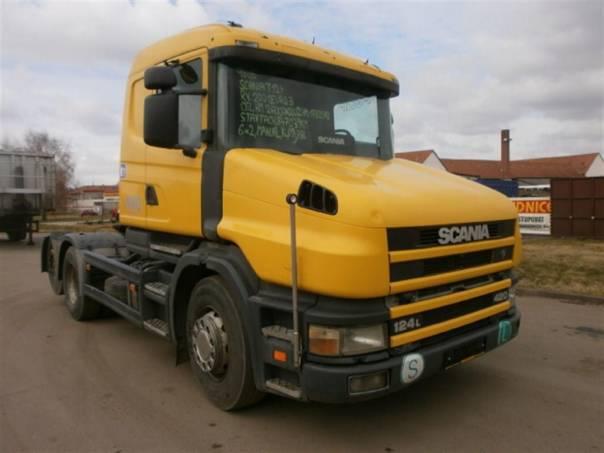 T124 (ID 9805), foto 1 Užitkové a nákladní vozy, Nad 7,5 t | spěcháto.cz - bazar, inzerce zdarma