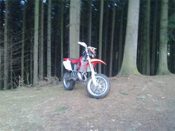 Honda 125 HONDA CR 125R HM MOTARD, foto 1 Auto – moto , Motocykly a čtyřkolky | spěcháto.cz - bazar, inzerce zdarma