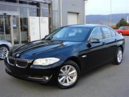BMW Řada 5 520d Sedan, Automat, Black Sapphire
