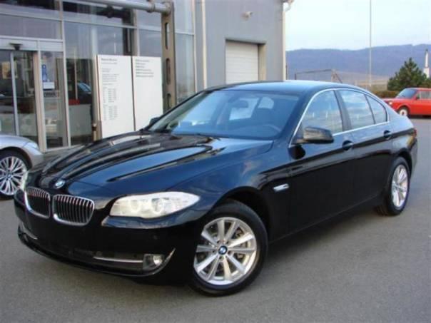 BMW Řada 5 520d Sedan, Automat, Black Sapphire, foto 1 Auto – moto , Automobily | spěcháto.cz - bazar, inzerce zdarma