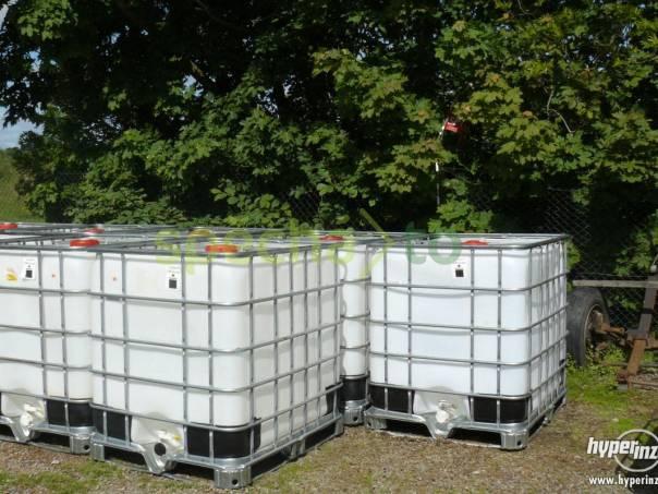 9af174046 Nádrž na vodu 1000l-ibc kontejner | spěcháto.cz - bazar, inzerce zdarma