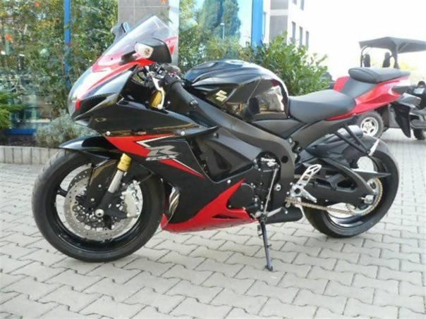 GSX-R 750 Special Edition, foto 1 Auto – moto , Motocykly a čtyřkolky | spěcháto.cz - bazar, inzerce zdarma