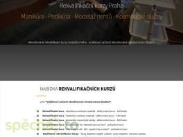 Rekvalifikační kurzy Praha - Modeláž nehtů - Manikúra - Pedikúra , Obchod a služby, Kurzy a školení  | spěcháto.cz - bazar, inzerce zdarma