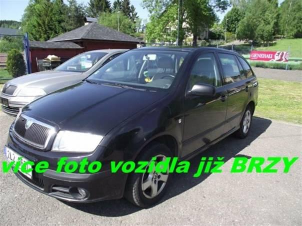 Škoda Fabia 1,2i 12V * klima * LPG **, foto 1 Auto – moto , Automobily | spěcháto.cz - bazar, inzerce zdarma