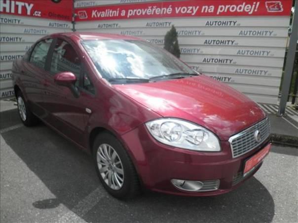 Fiat Linea 1,4 KLIMA,ČR,1.MAJ.,SERVISKA, foto 1 Auto – moto , Automobily | spěcháto.cz - bazar, inzerce zdarma
