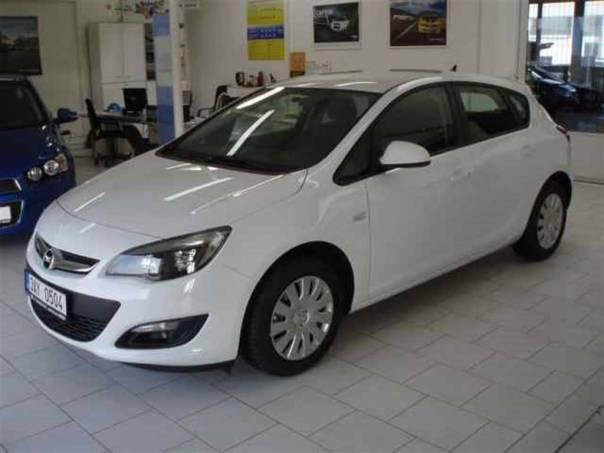 Opel Astra J Enjoy 5DR 1,4 16V turbo / 0504/, foto 1 Auto – moto , Automobily | spěcháto.cz - bazar, inzerce zdarma